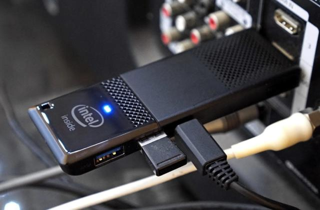 Intel Compute Stick review (2016): Second time's the charm