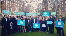 Conservative youth wing relaunched in bid to win back millennials from Labour