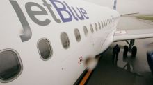 JetBlue kicks family off New York-bound flight following dispute over toddler's kicking