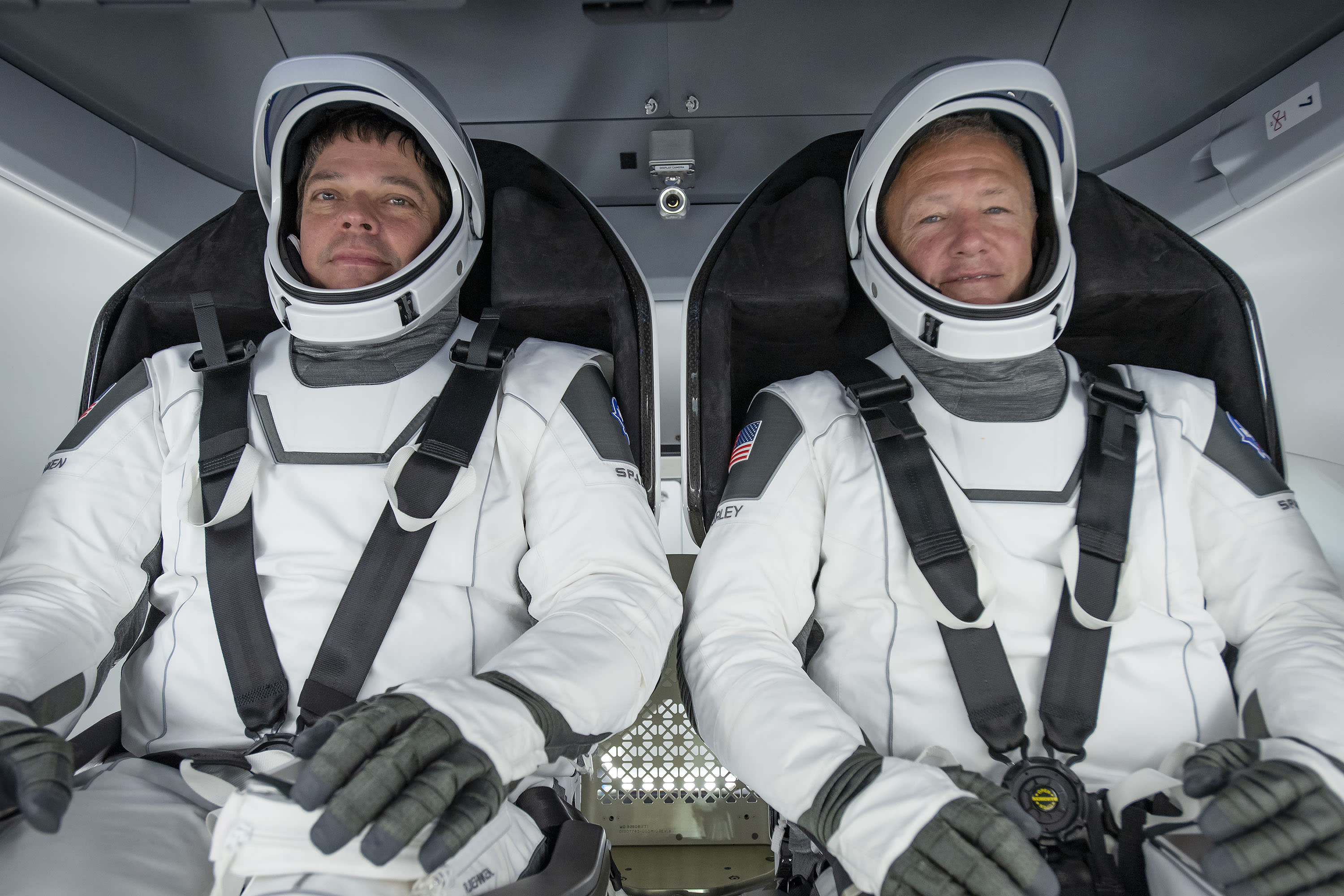Watch live as SpaceX brings NASA astronauts back from the Space Station aboard Crew Dragon – Yahoo Finance Australia