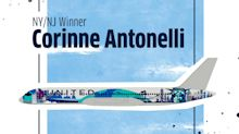 United Airlines reveals Her Art Here winners