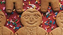 Laura's Gingerbread People from 'Classic Cookies with Modern Twists'