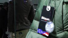 Blauer a Pitti Uomo 2018: piace il piumino con piume riciclate