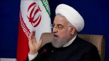 Presidente do Irã elogia signatários do acordo nuclear