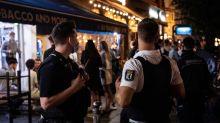 Corona in Berlin : Senat geht schärfer gegen Corona-Verstöße in Kneipen vor