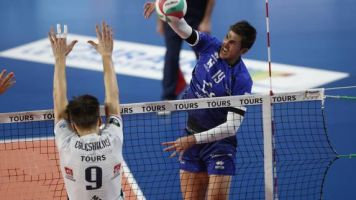 Volley - Ligue A (H) - Ligue A (H) : Montpellier se redresse à Cannes