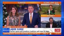 Fairfax poll predicts Coalition a Labor surge