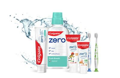 News post image: New Colgate® Zero is the Clear Choice for Family Oral Care