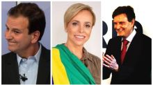 Crivella, Paes e Cristiane Brasil: candidatos à prefeitura do RJ são alvos de operações na mesma semana