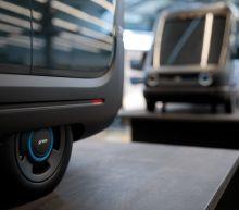 Exclusive: GM plans electric van for business users in bid to pre-empt Tesla