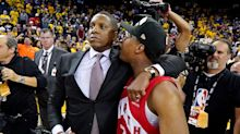 Masai Ujiri on Kyle Lowry helping with sheriff incident: 'It was awesome'