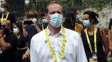 Tour de France director Christian Prudhomme tests positive for coronavirus