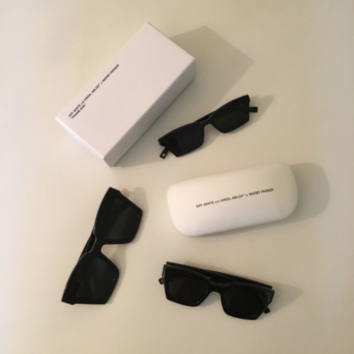 Off-White x Warby Parker
