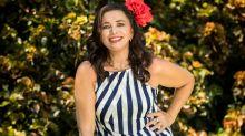 Ex-BBB Tereza faz ensaio de lingerie: 'Inspiração para mulheres com mais de 50'