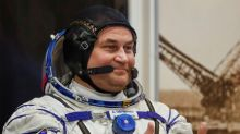 No time to be nervous: cosmonaut shrugs off emergency landing