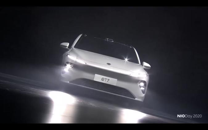 Nio ET7