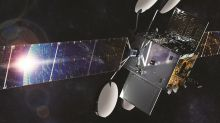 One of the few publicly traded space companies unveils its high-speed internet satellite network