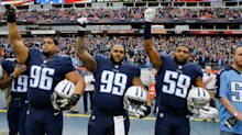 Why the NFL was forced to put their new anthem policy on hold before a single game was played