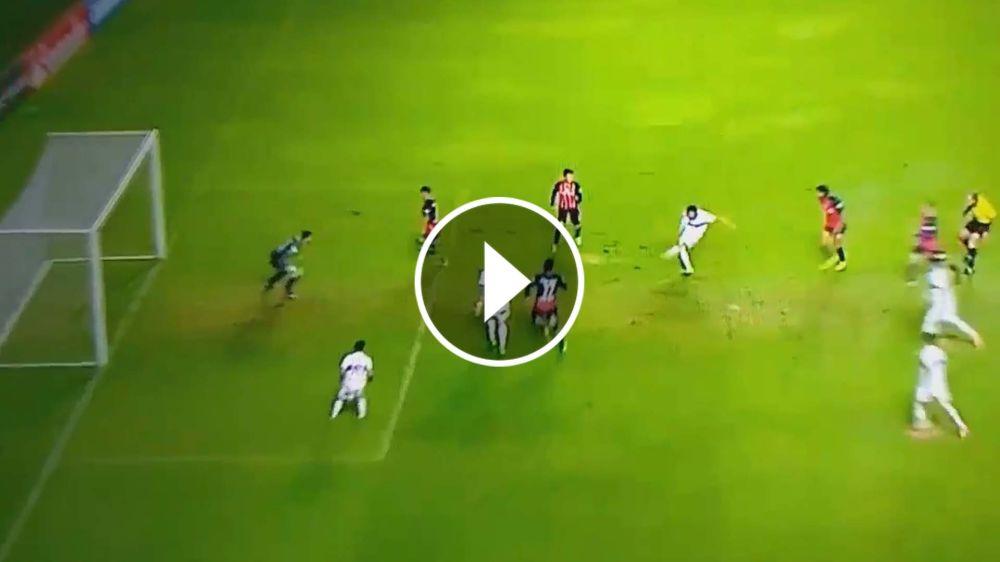 VIDEO: A puro toque, Católica marcó un golazo