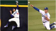 Dodgers' Mookie Betts, Kiké Hernandez win Fielding Bible Awards