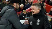 Klopp not surprised Manchester United have fallen short