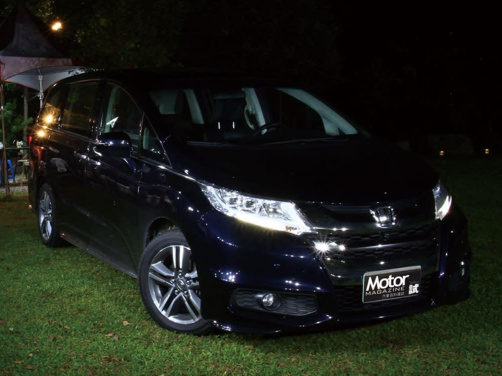 【路試報導】Honda Odyssey APEX