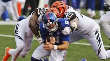 Colt McCoy ready to start for NY Giants with Jones iffy