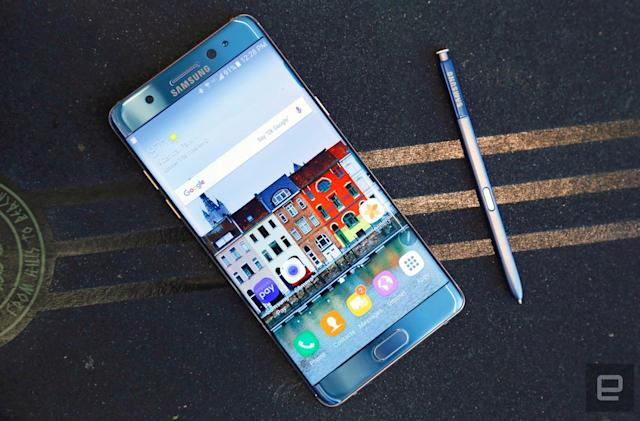Two more Galaxy Note 7 replacements caught fire (update: carrier responses)