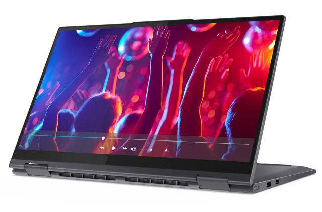Lenovo's Yoga 7 models have smaller bezels and bigger batteries