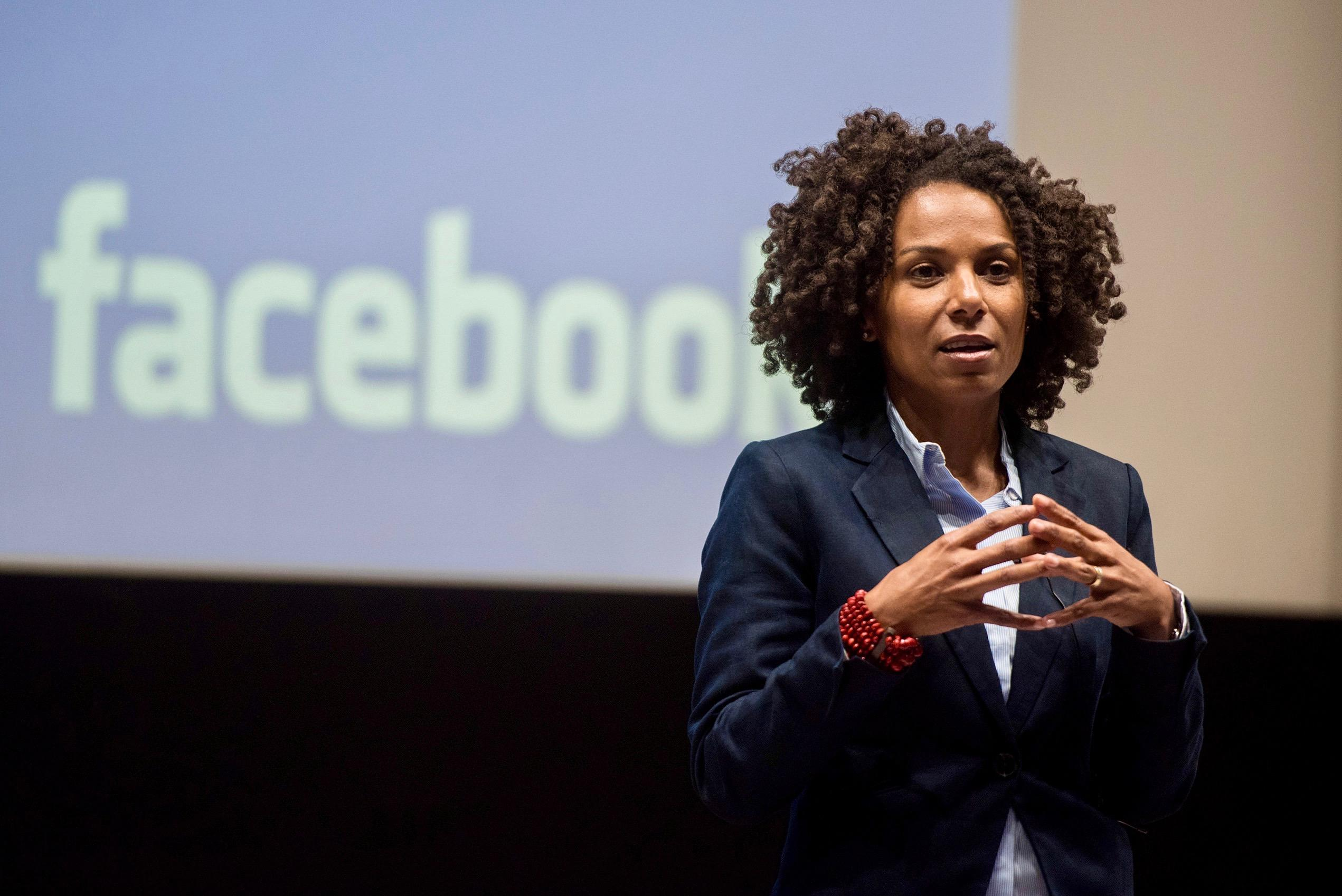 Facebook diversity chief: 'We are not in the business of giving away jobs'