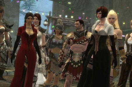 Guild Wars 2 gets all social before the beta weekend [Updated]