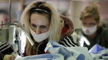 Coronavirus: UK manufacturing stabilises after historic collapse