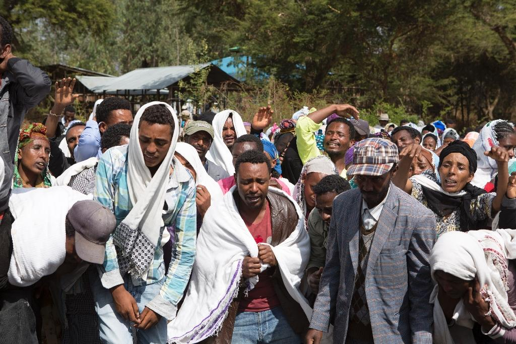 Ethiopian authorities say at least a dozen people have been killed in clashes with police over territorial disputes in recent weeks