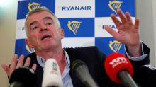 Hard Brexit could ground UK flights for three weeks - Ryanair CEO