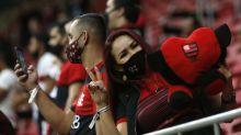 Flamengo encaminha novo protocolo para tentar liberação de 30% da capacidade do Maracanã