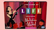 This 'Marvelous Mrs. Maisel' Version of The Game of Life Is Under $20 for Prime Day