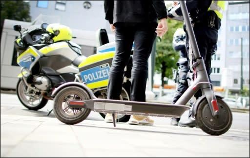 Roller Sharing Köln