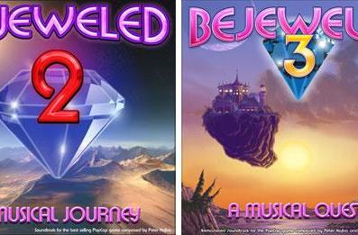 Hear the remastered Bejeweled soundtracks for the first time