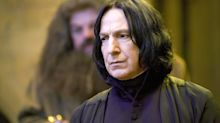 Unearthed Alan Rickman letters reveal 'frustration' at his Harry Potter role