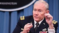 Gen. Martin Dempsey: Assad's 'Momentum' In Syrian War Is 'Unsustainable'