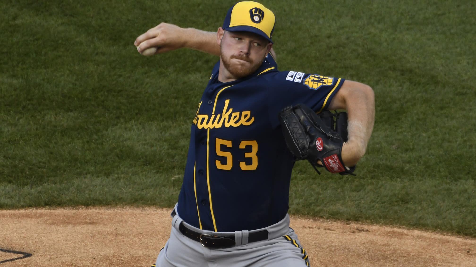 MLB market showing utmost respect for Woodruff