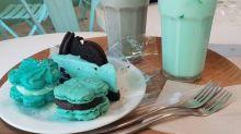 有種少女心叫Tiffany Blue!3間首爾薄荷綠咖啡店精選