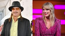 Kid Rock says Taylor Swift is a Democrat for her career in sexist tweet: 'Good luck girl'