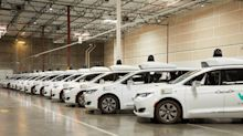 Waymo gives rare look inside Chandler operations center