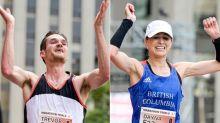 Canadian marathoners Trevor Hofbauer, Dayna Pidhoresky are Olympic-bound