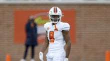 A CB prospect for the Colts in each round of the 2021 draft