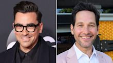 Dan Levy and Paul Rudd Are Seen Having Indian Food Together and Fans Can't Get Enough