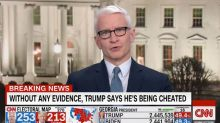 Anderson Cooper On Calling Trump An 'Obese Turtle': 'I Regret Using Those Words'