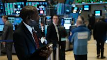 Stock market news live: Stocks end lower but pare some losses after intraday selloff