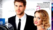 Miley Cyrus Engaged to Liam Hemsworth